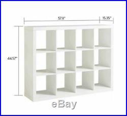 Vinyl Record Storage Cabinet Organizer Furniture LP Album Display Vintage Rack