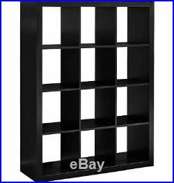 Vinyl Storage Record Rack Stand Shelf LP Crate Album Furniture Vintage Cabinet