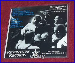 WAR ZONE LESC SINGED by RAYBEEZ at Cog Factory Omaha NE Grail 7 Vinyl LP Record