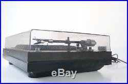 Wega JPS 350P Vintage gecheckt Plattenspieler Turntable Vinyl Record Player DD