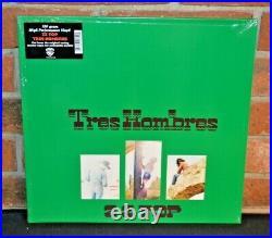 ZZ TOP Tres Hombres, Import 180G BLACK VINYL LP Gatefold New & Sealed
